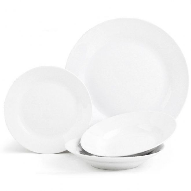 Sabichi 12pc Day To Day Dinner Set